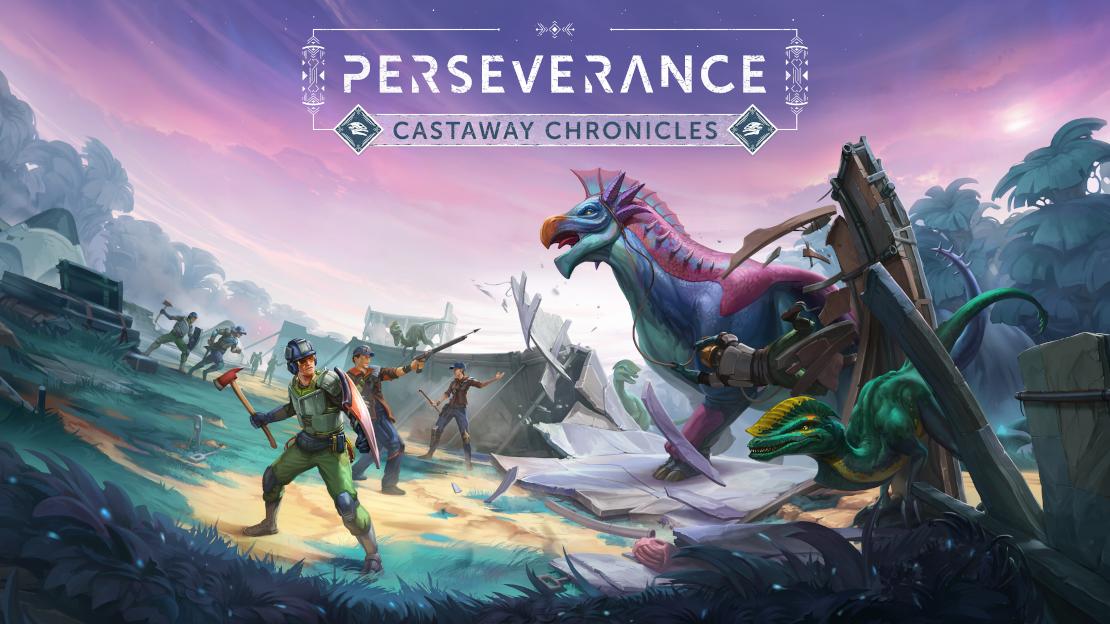 Perseverance Episodes 1&2