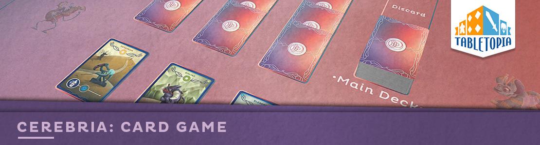 Cerebria: Card Game
